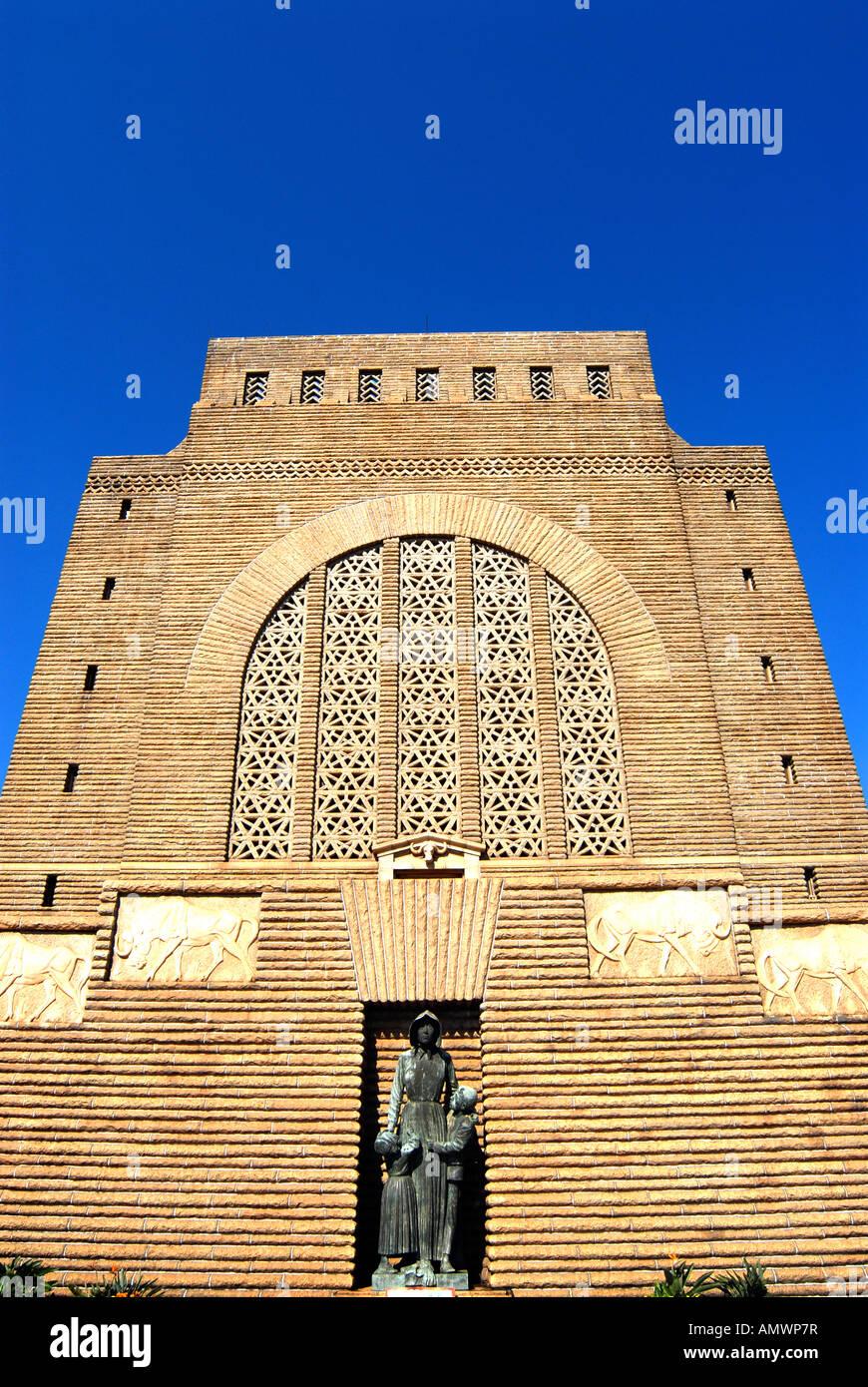 Voortrekker monument Pretoria South Africa - Stock Image