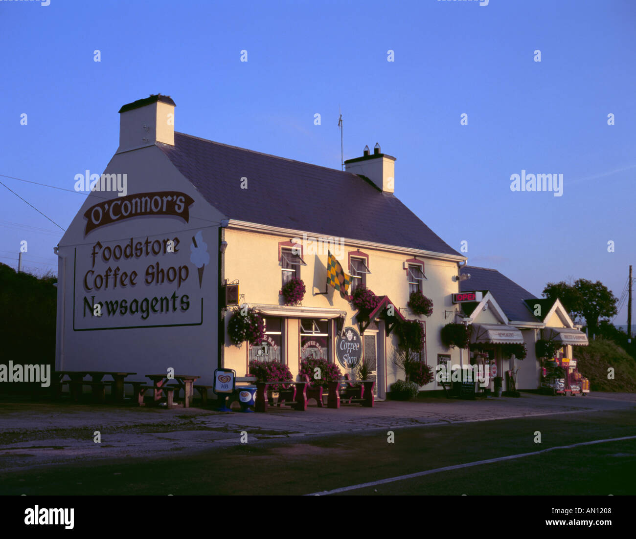 Light County Limerick Ireland Stock Photos & Light County