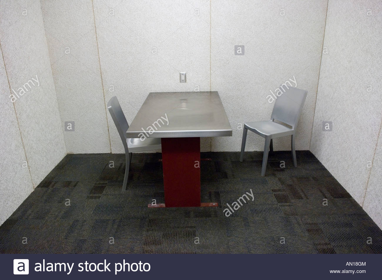 Police Interview Room Furniture