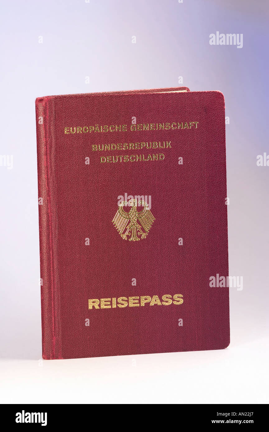 Germany Visa Stock Photos Germany Visa Stock Images Alamy