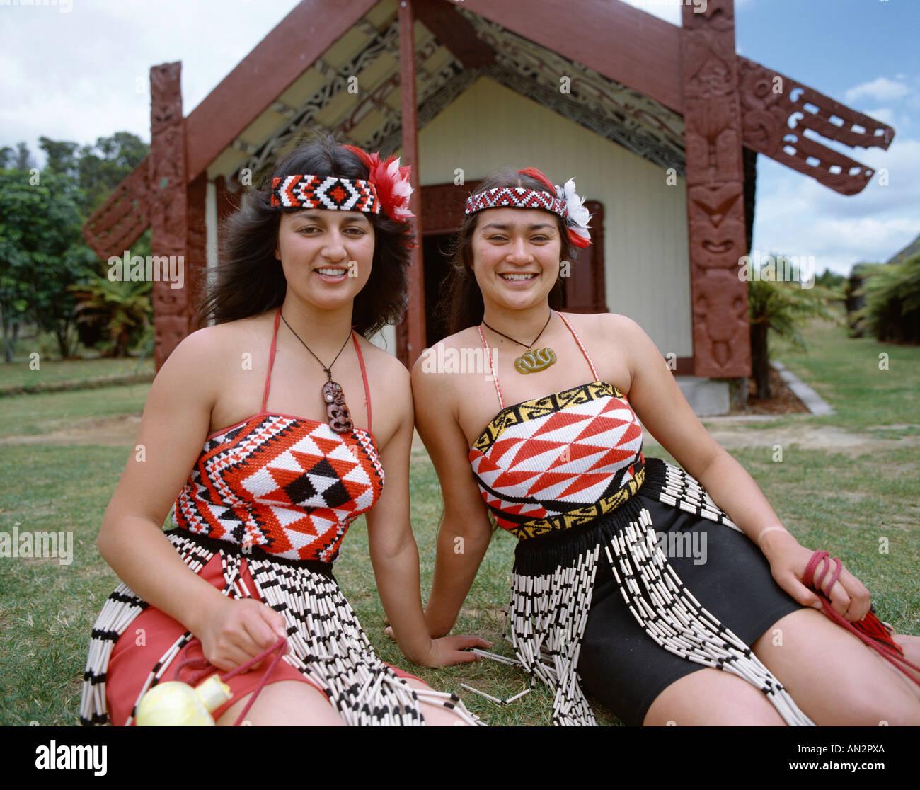 Teen girls in New Zealand