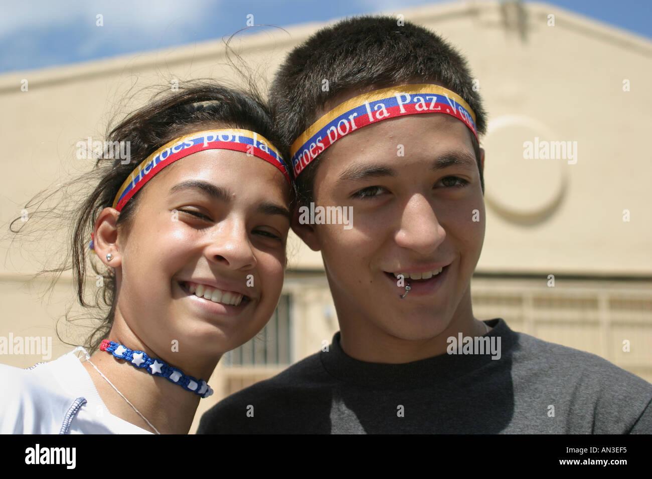 Venezuela couple