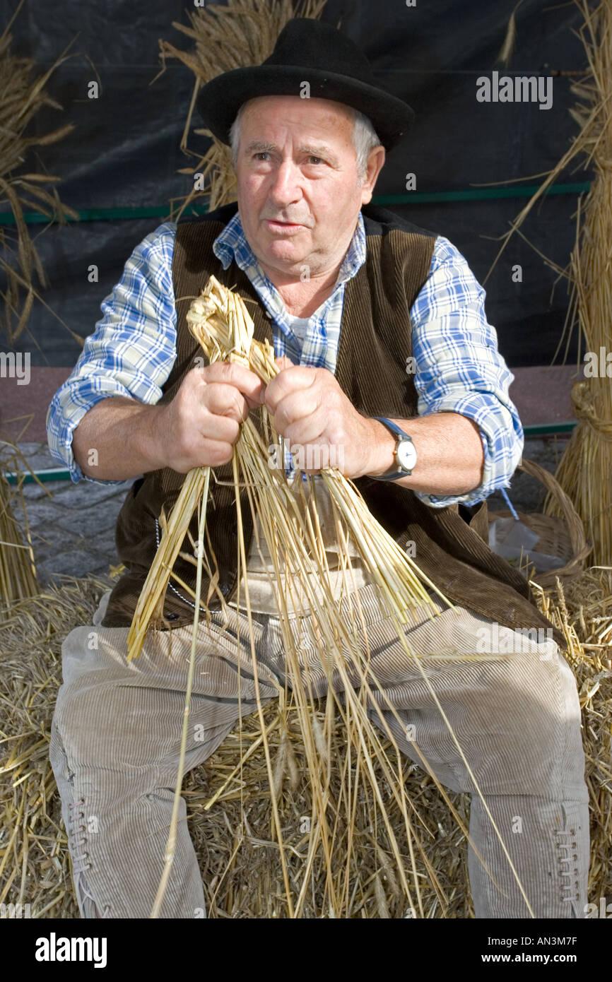 Pipe Smoking Farmer Stock Photos & Pipe Smoking Farmer ...