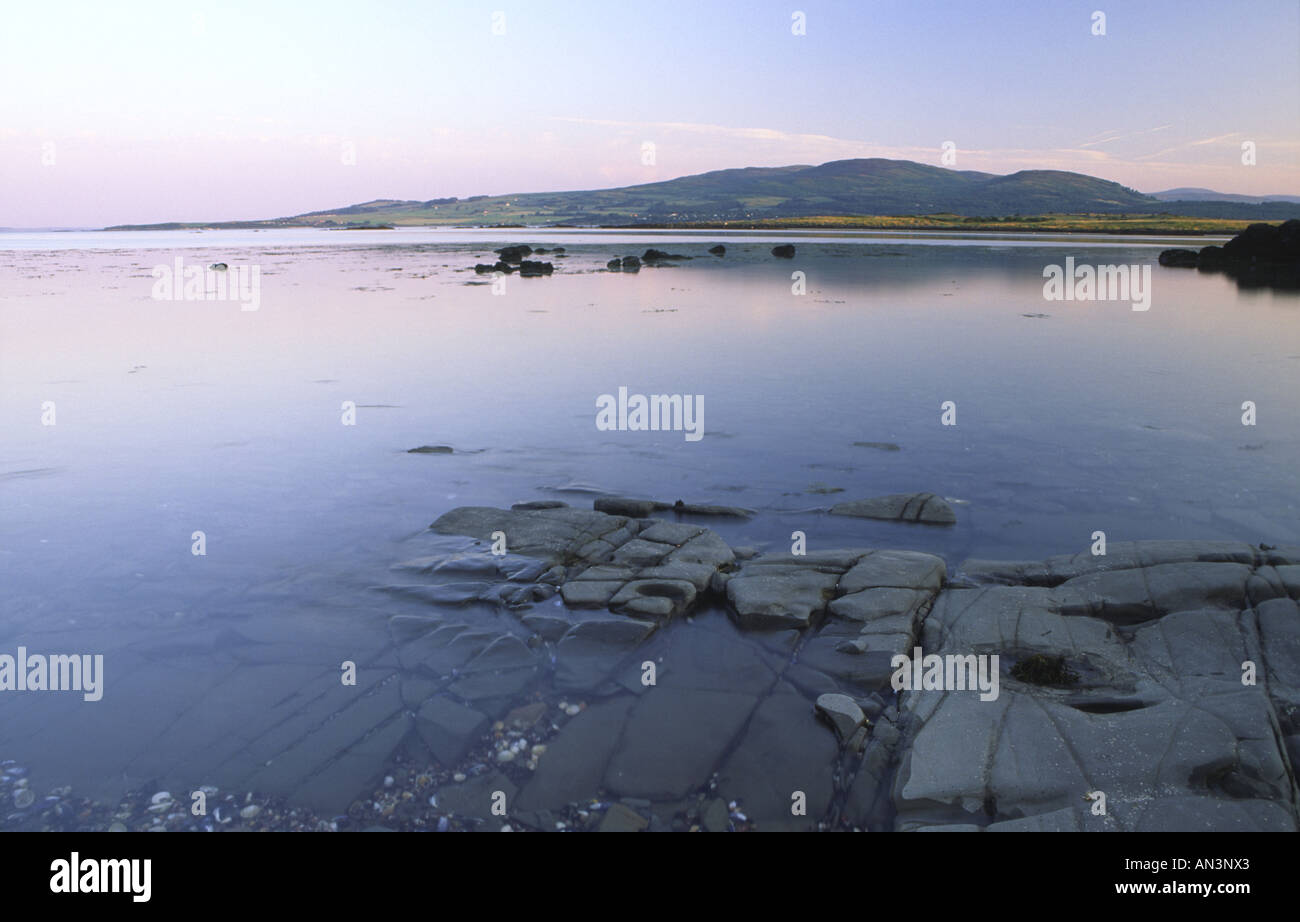 Galloway Coast Stock Photo