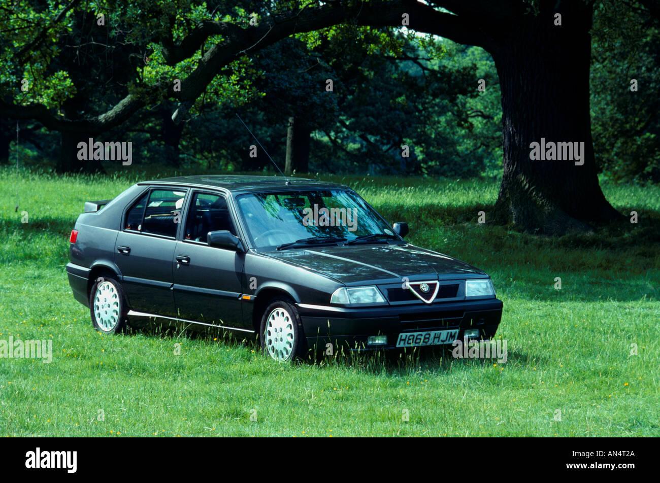 Alfa Romeo 33 16v Boxer Cloverleaf Stock Photo Alamy