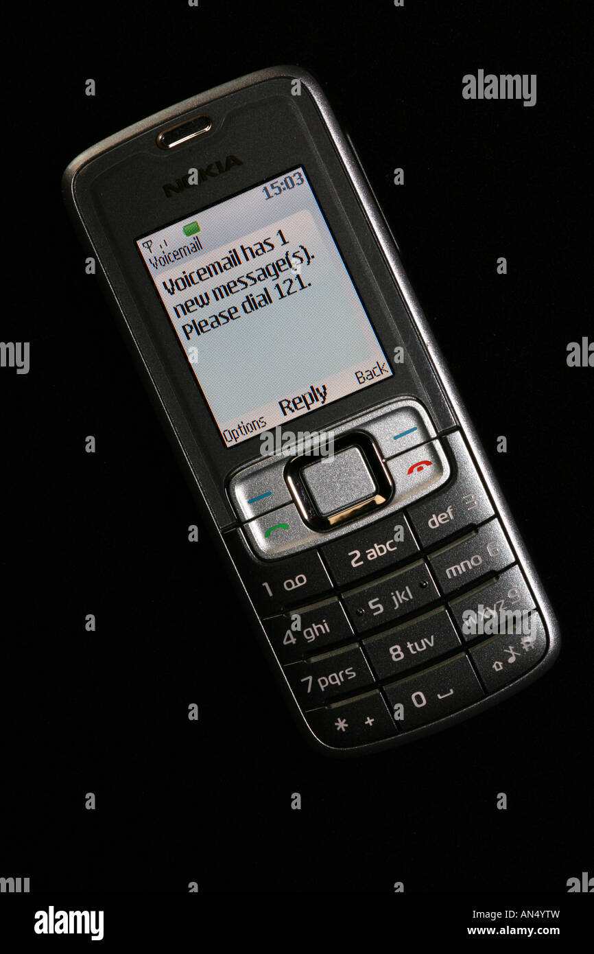 Voicemail Message Stock Photos Voicemail Message Stock Images Alamy