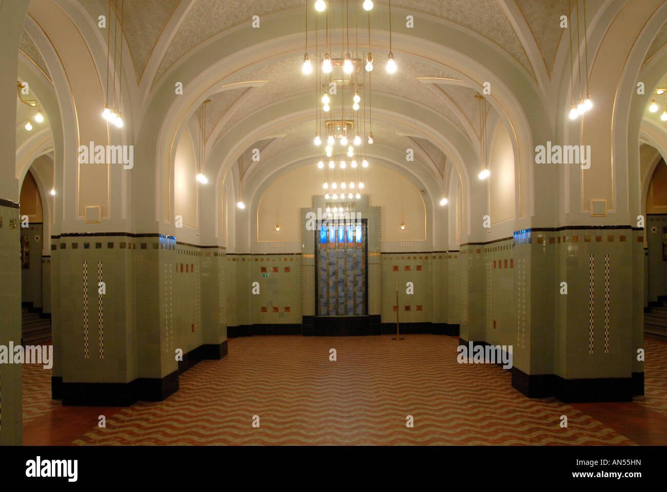 Interior Design Art Nouveau Stock Photos & Interior Design Art ...
