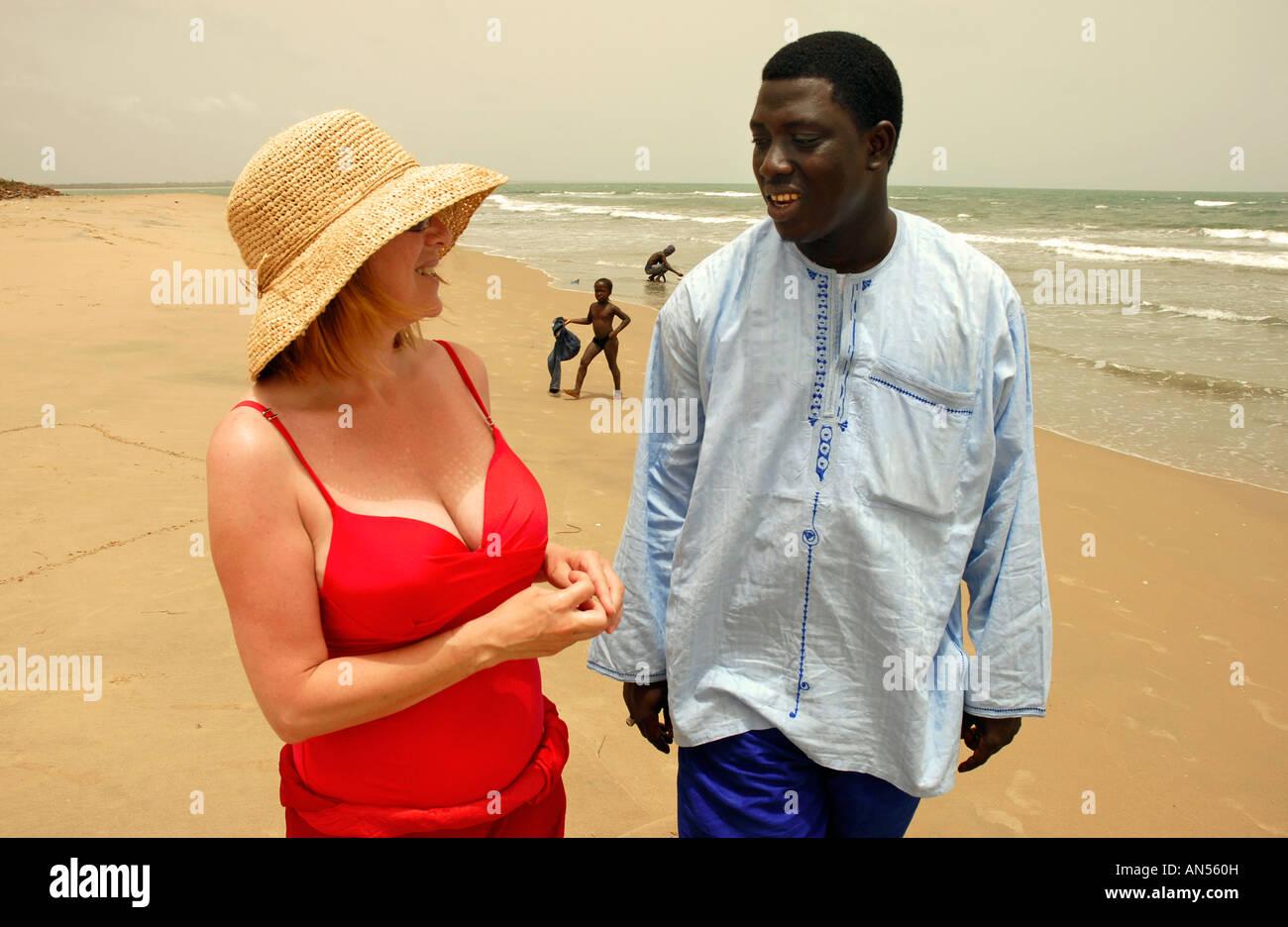 Gambian men