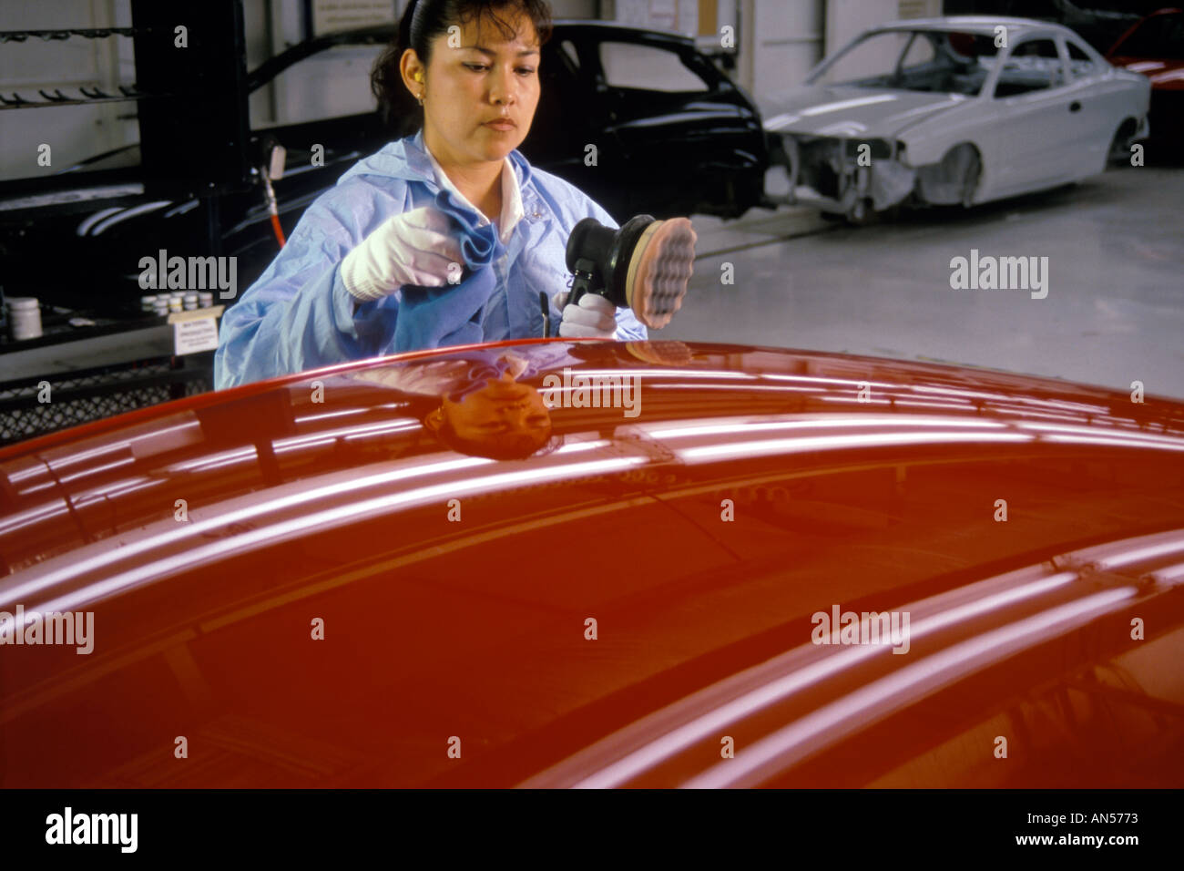 Ford motor company assembly stock photos ford motor for The ford motor company