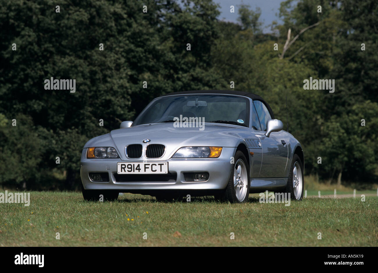 bmw z3 1996. BMW Z3 1996 To 2002 - Stock Image Bmw