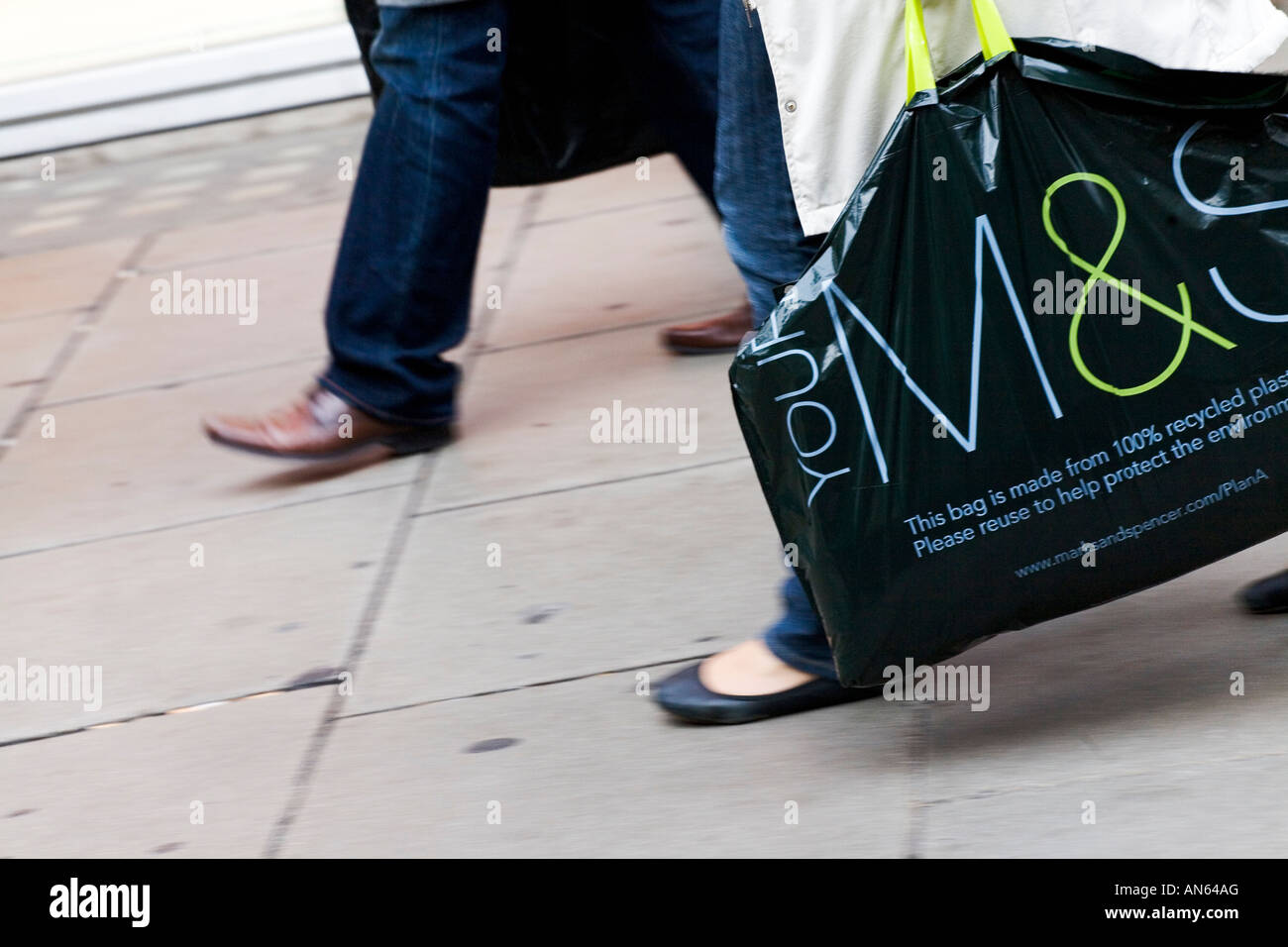 9527ac9b3948 Marks And Spencer Bag Stock Photos   Marks And Spencer Bag Stock ...