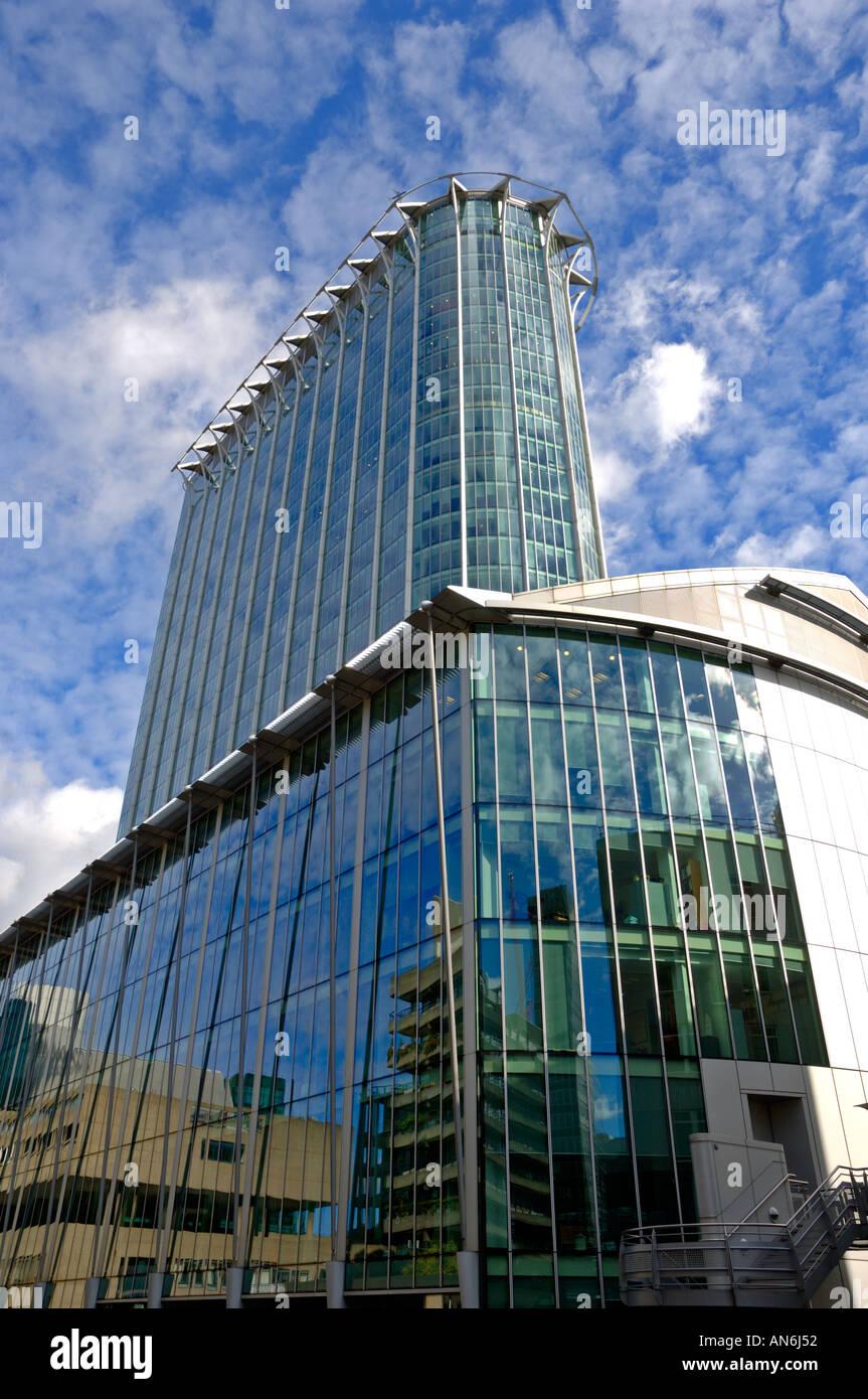 Citypoint, Ropemaker Street, Finsbury, London, United Kingdom - Stock Image