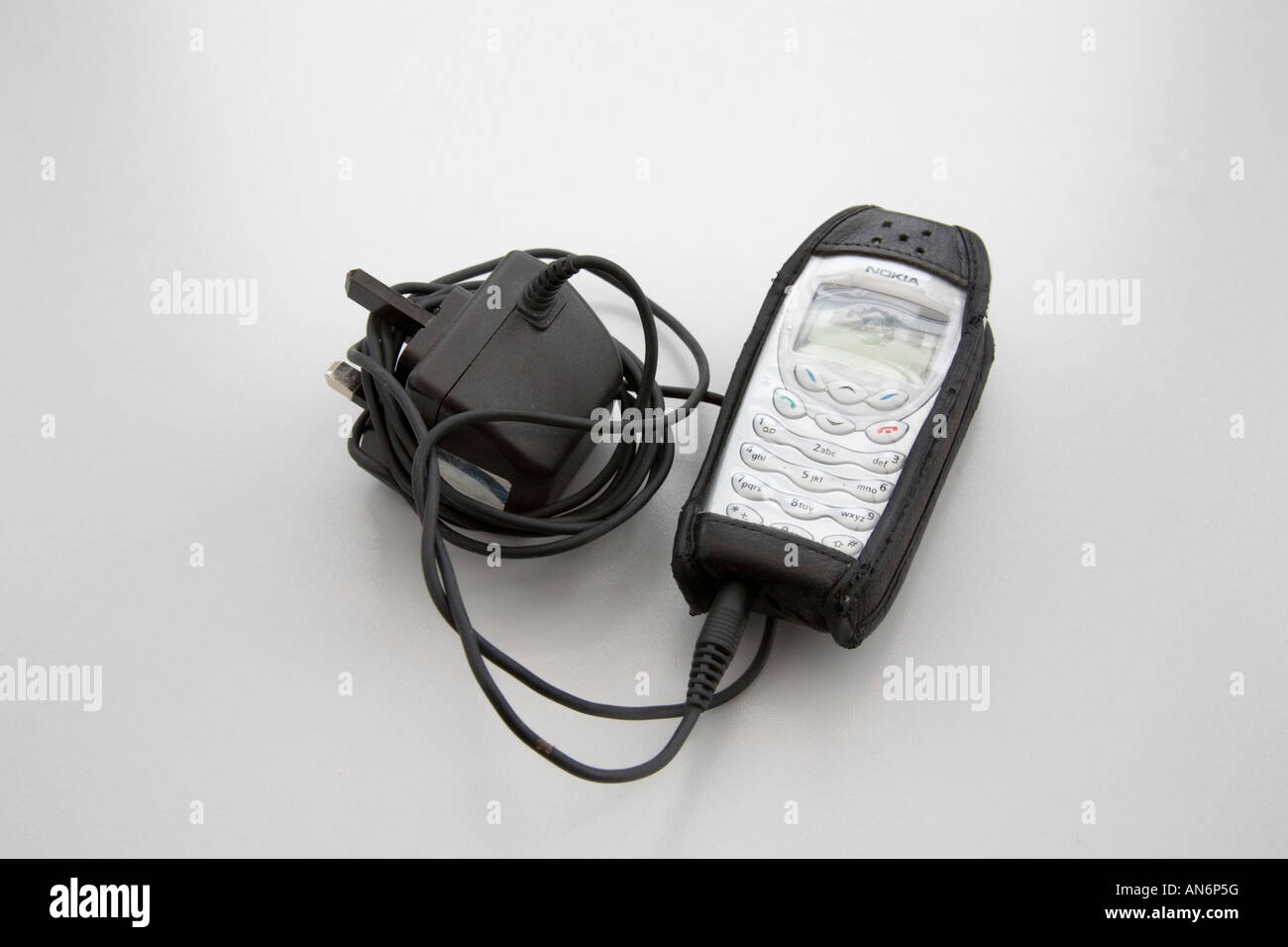 Old Mobile Phone Stock Photos Images Page Circuit Board From A Nokia 3310 Photo Picture And Studio Close Up Style Attached To Charger Image