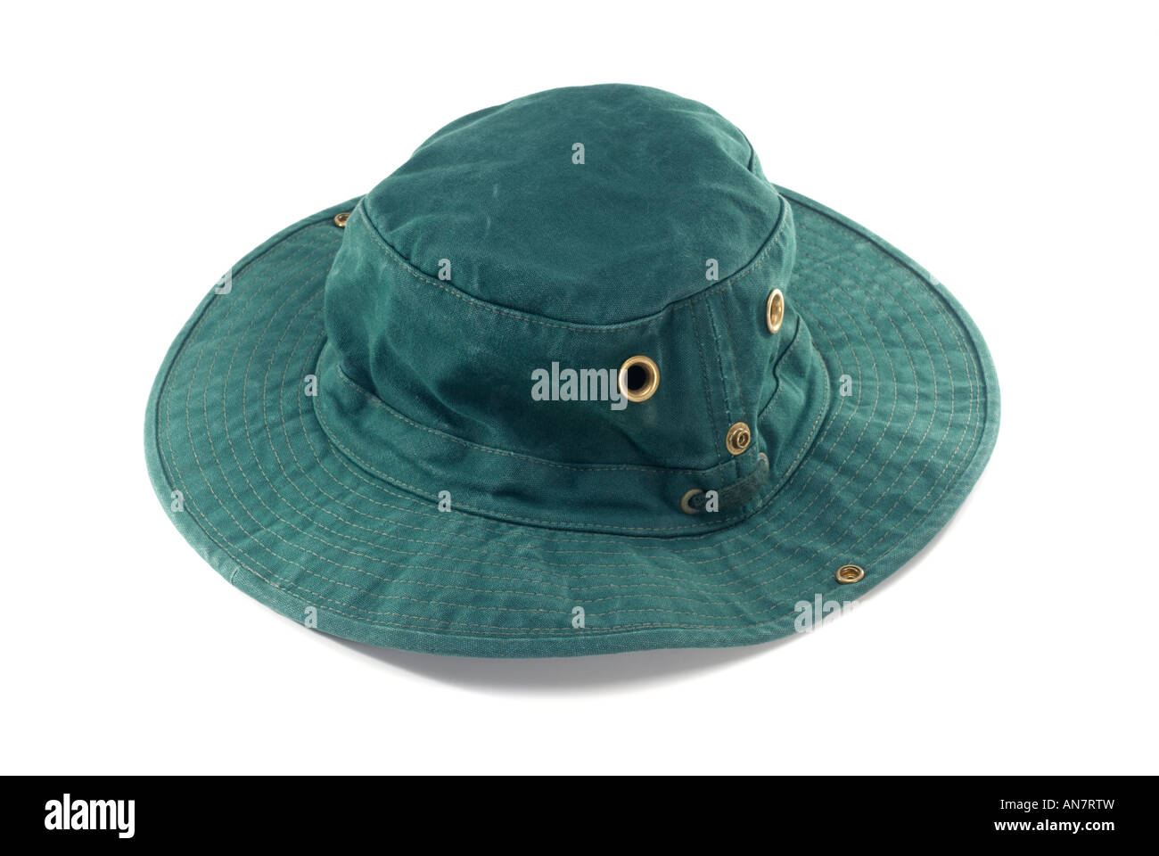 71e81fb5b9f ... real green tilley hat stock image 2c368 23719