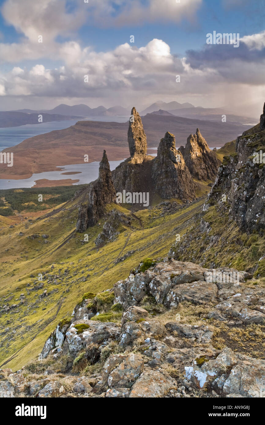 Old Man of Storr - Stock Image