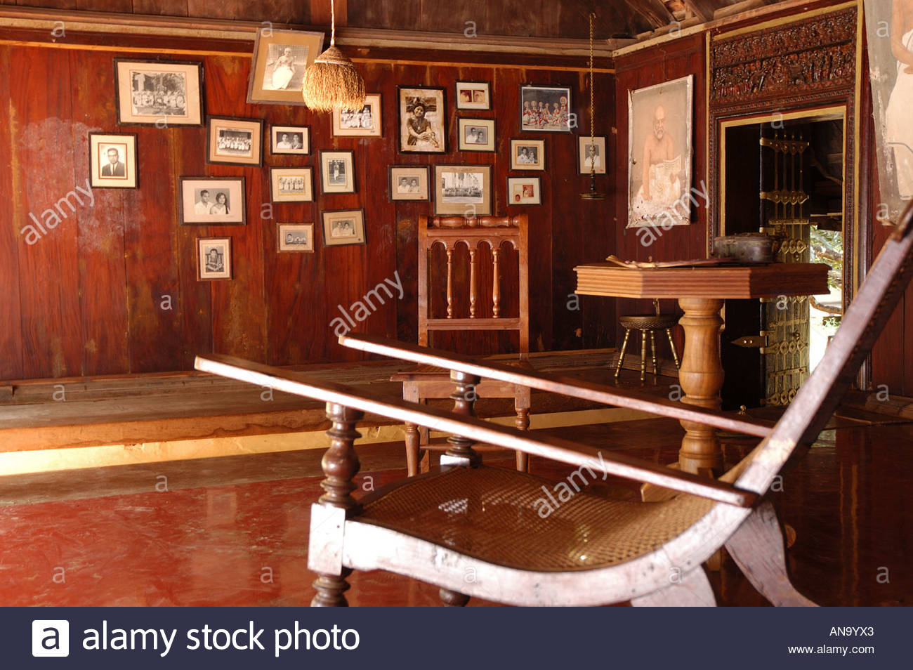 tharavadu  old house of kerala stock photo  8834530