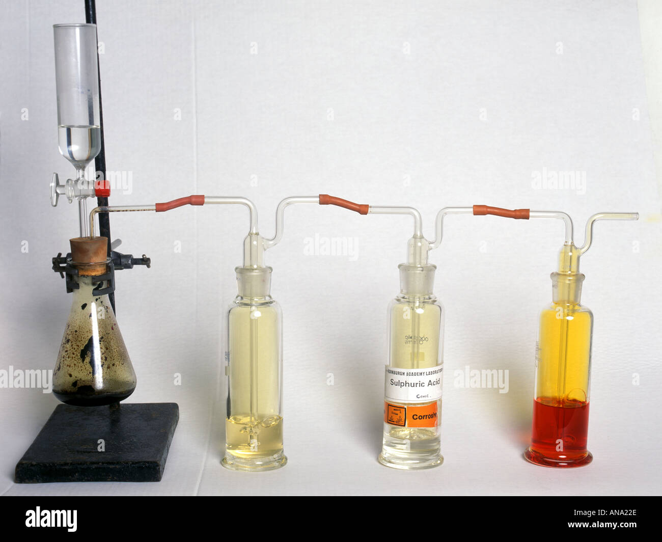 how to clean manganese dioxide