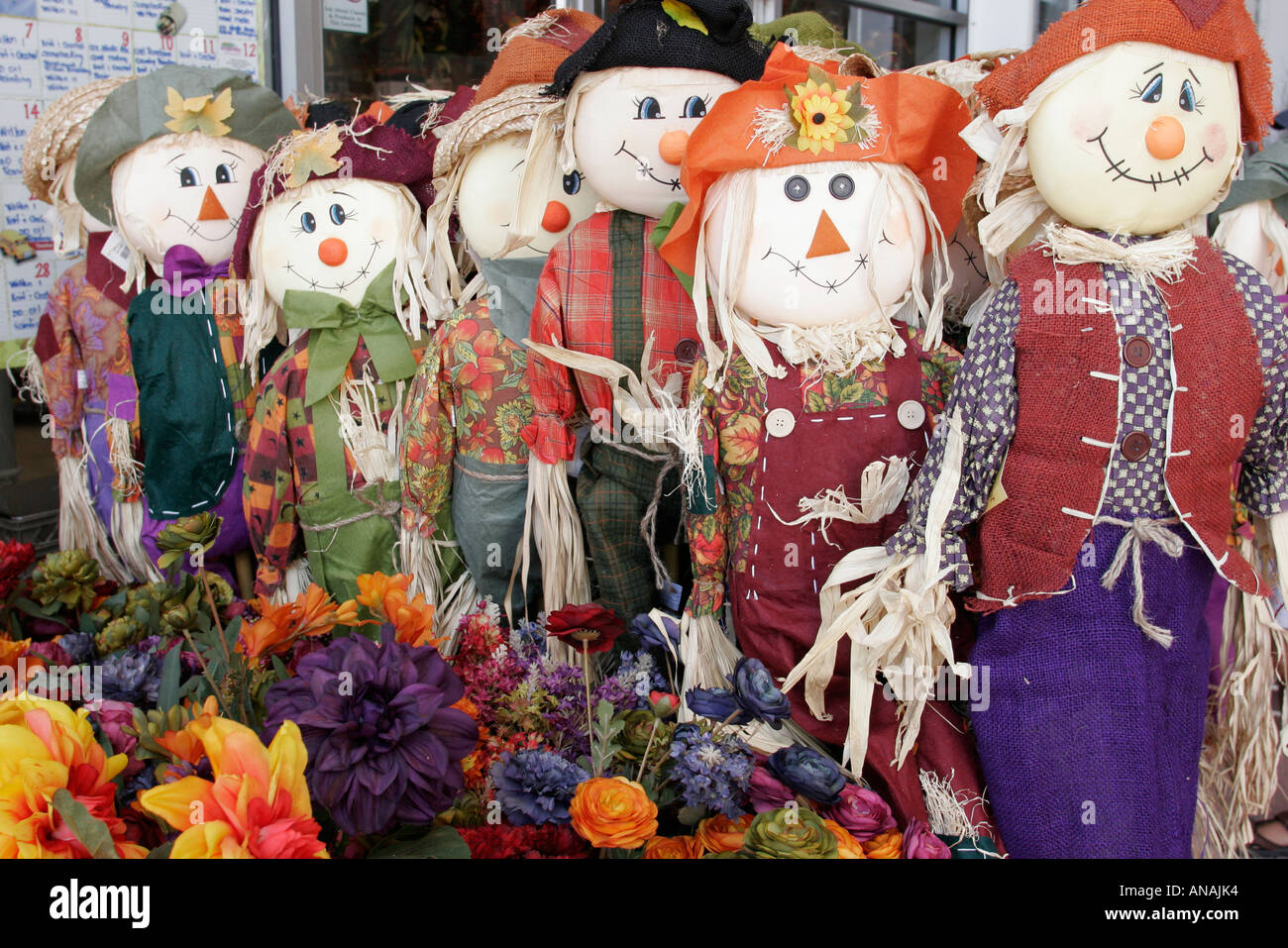 Miami florida south dixie highway scarecrows silk flowers fall miami florida south dixie highway scarecrows silk flowers fall autumn mightylinksfo
