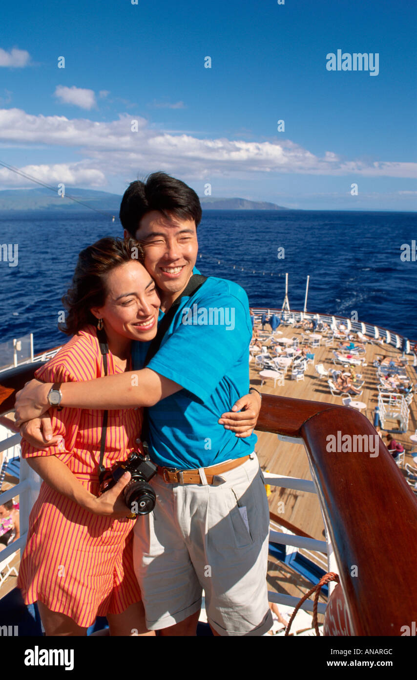 Asian hispanic couples