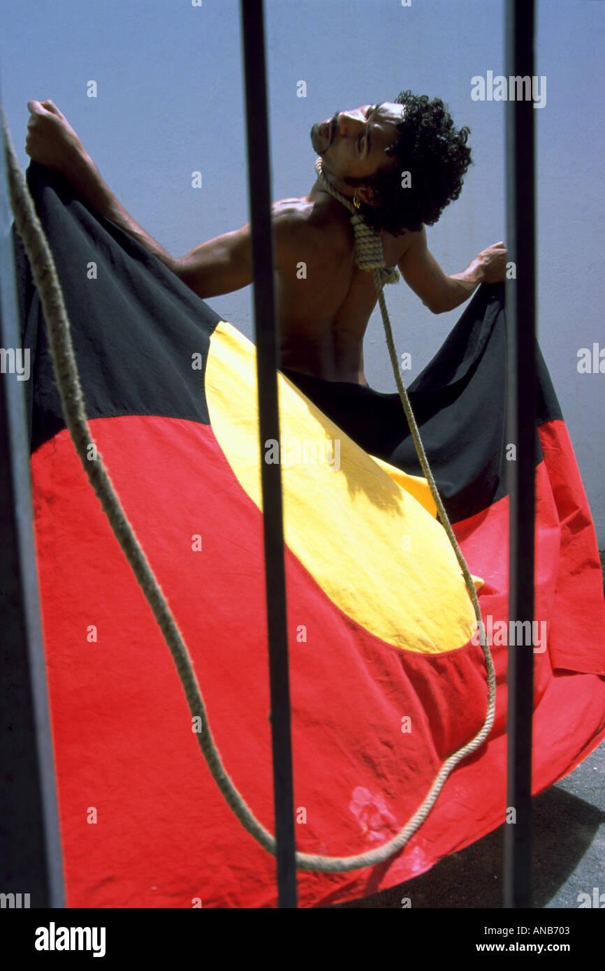Aboriginal Flag Stock Photos Aboriginal Flag Stock Images Alamy