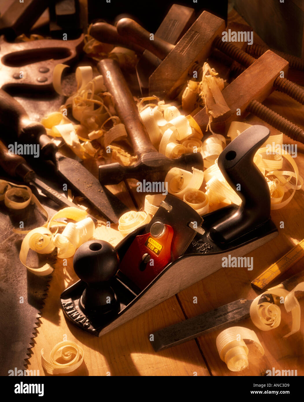Traditional Woodworking Tools Stock Photos Traditional Woodworking