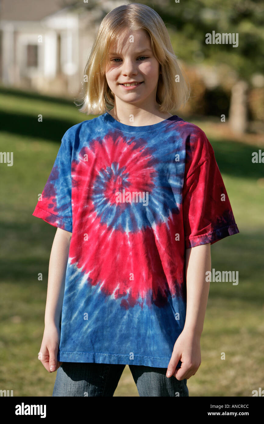 how to make tie dye t shirts