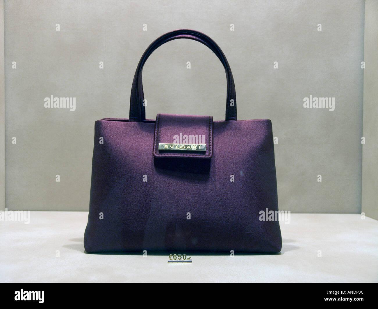 Hand Bag Luxury Product Consume Consumerism Display Price Pricy