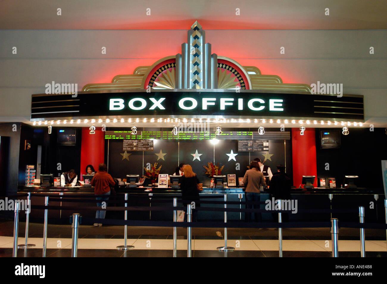 box office deutsch
