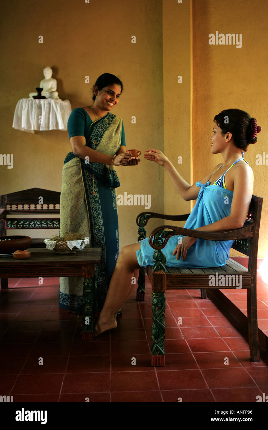 LKA, Sri Lanka : Siddhalepa Ayurveda Resort , Wellness