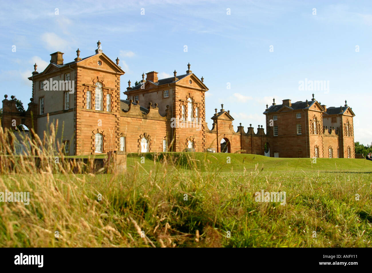 Chatelherault Country Park Hamilton Scotland - Stock Image