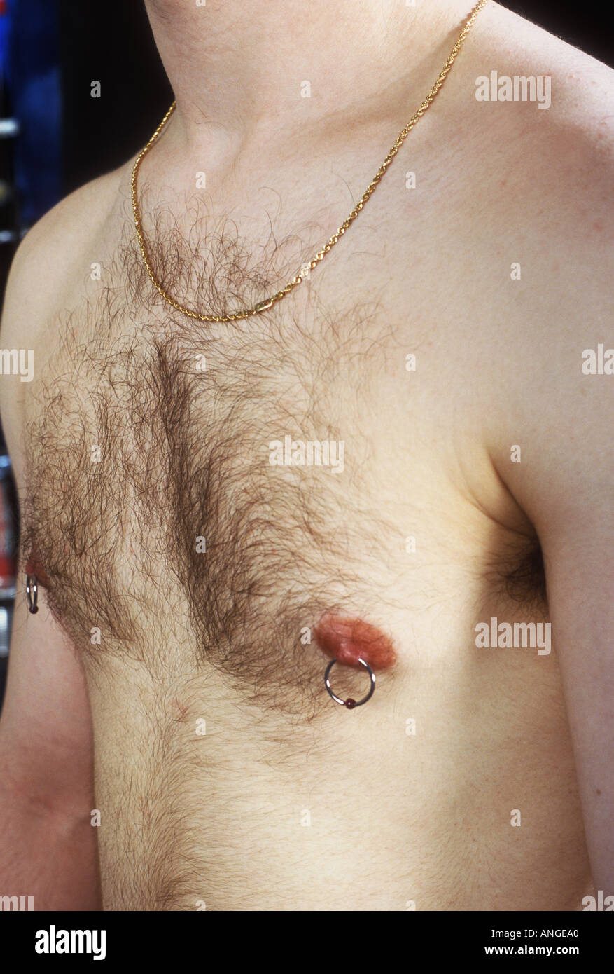 Why do some women have hairy nipples