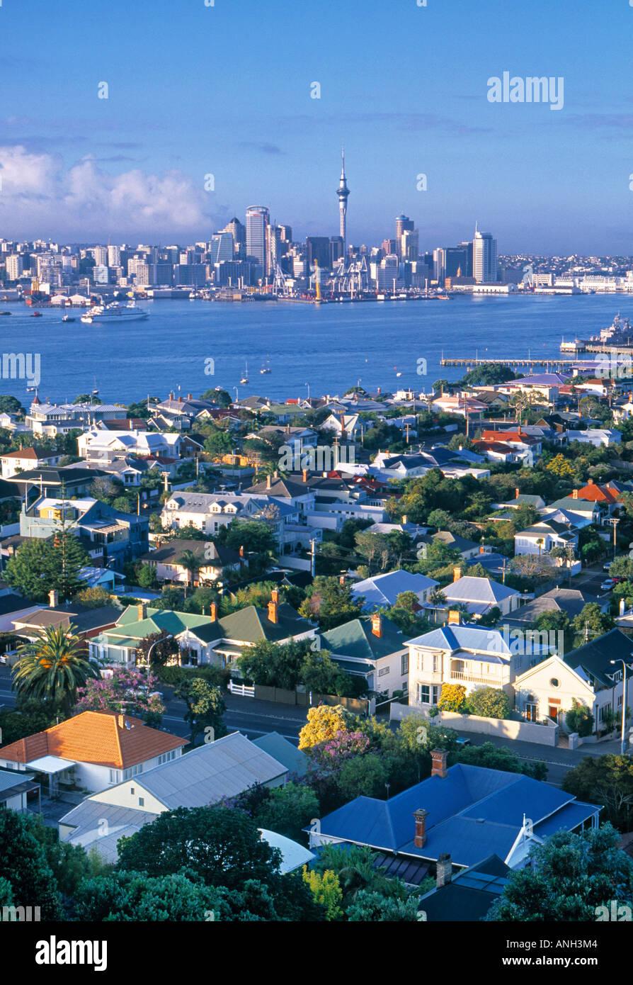 Devonport, Auckland, North Island, New Zealand - Stock Image