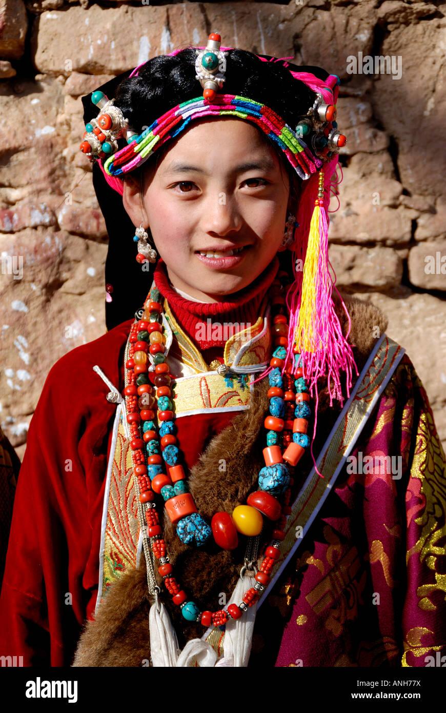 Tibet Face Paint