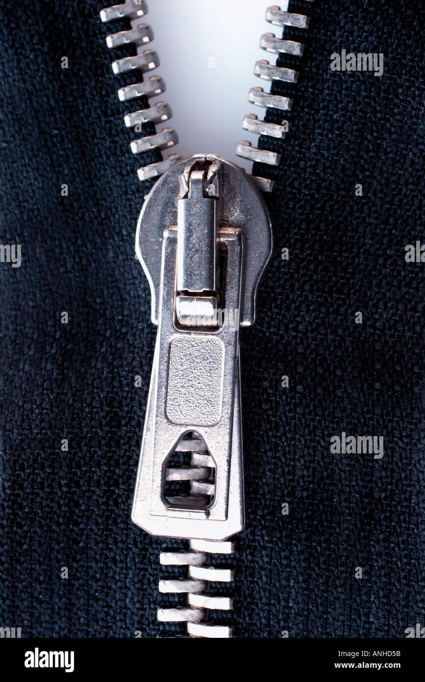 Zipper - Stock Image