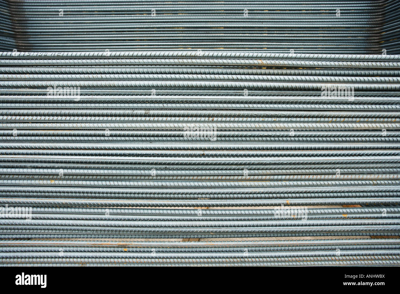 Metal Rods Full Frame