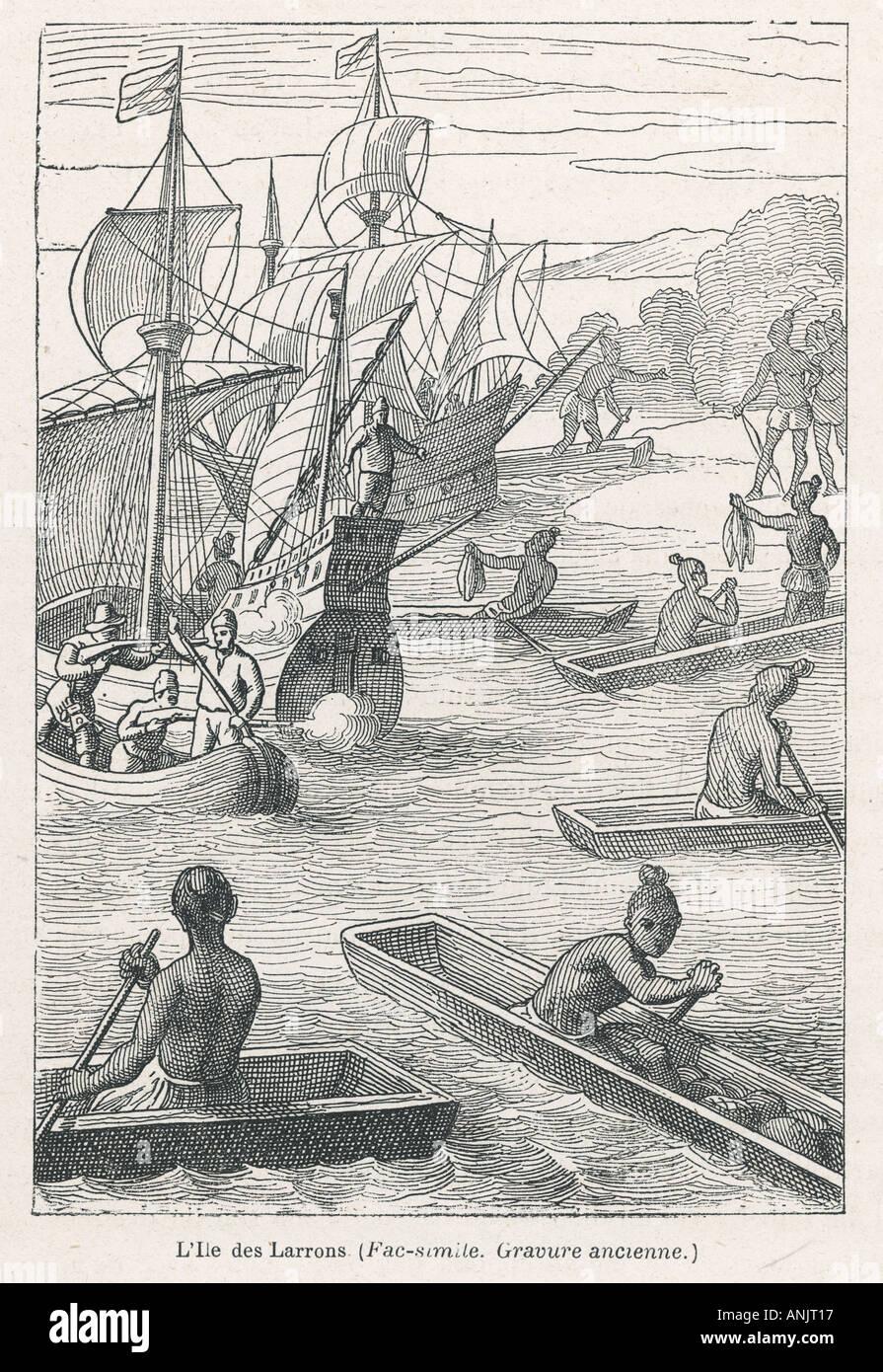 Magellan - Stock Image