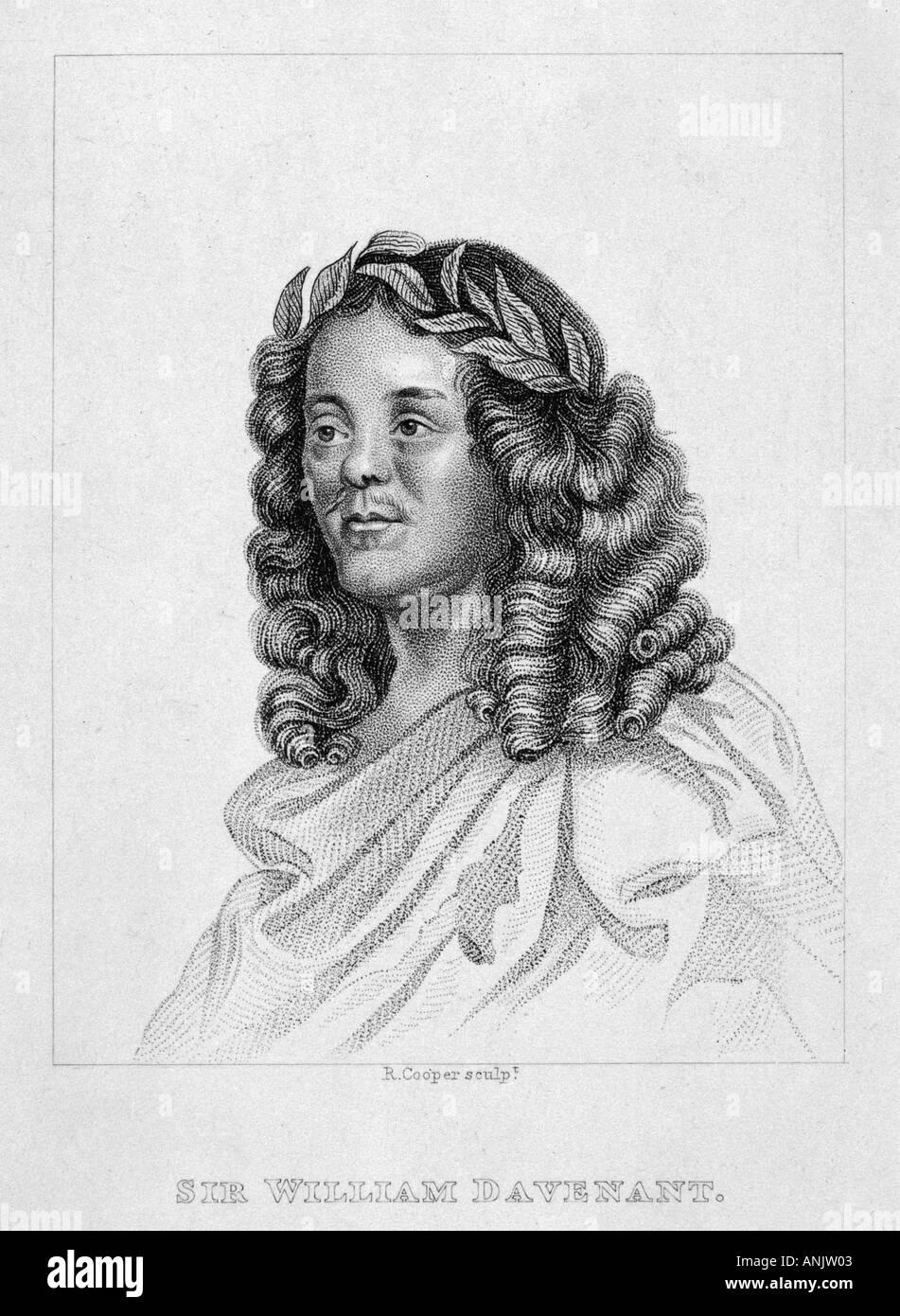 William Davenant student