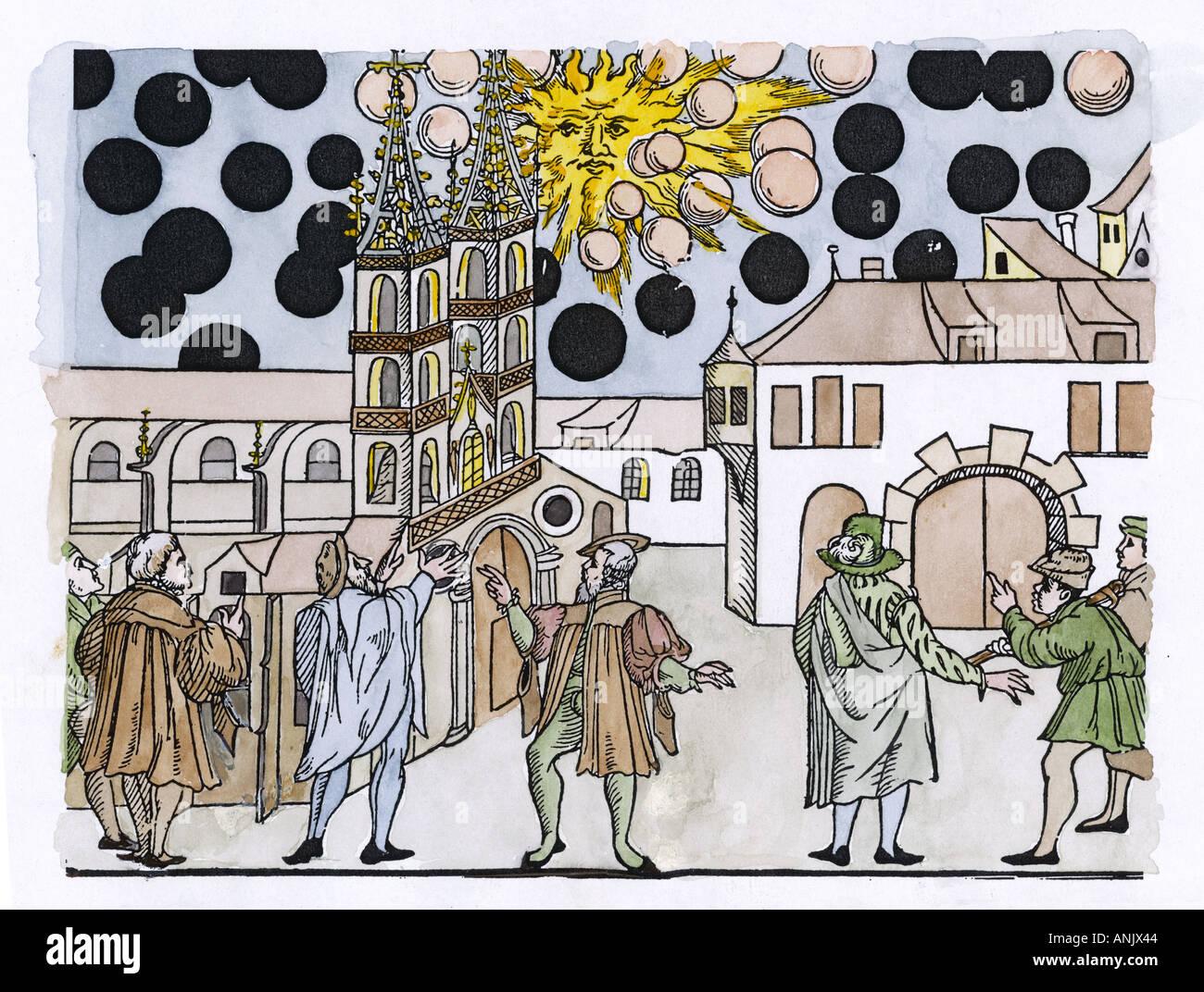Ufos Basel 1566