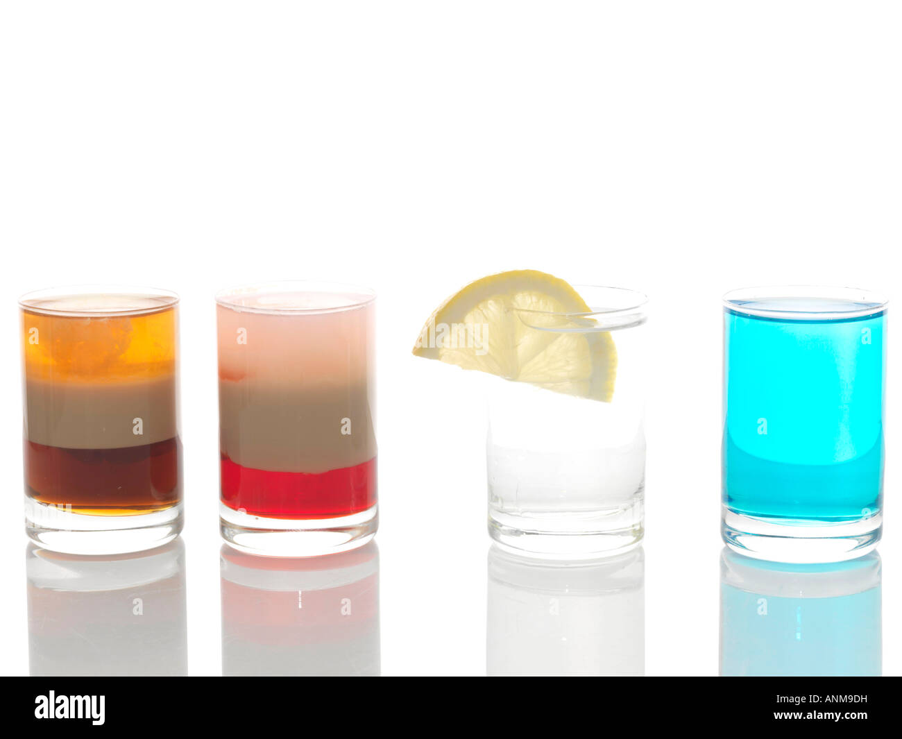 Slippery Nipple Cocktail High Resolution Stock Photography And Images Alamy