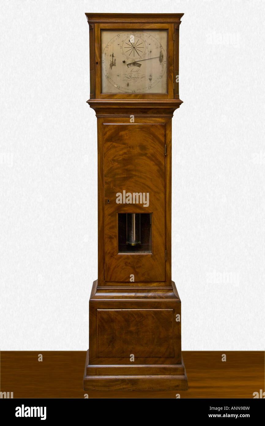Regulator Clock - Stock Image