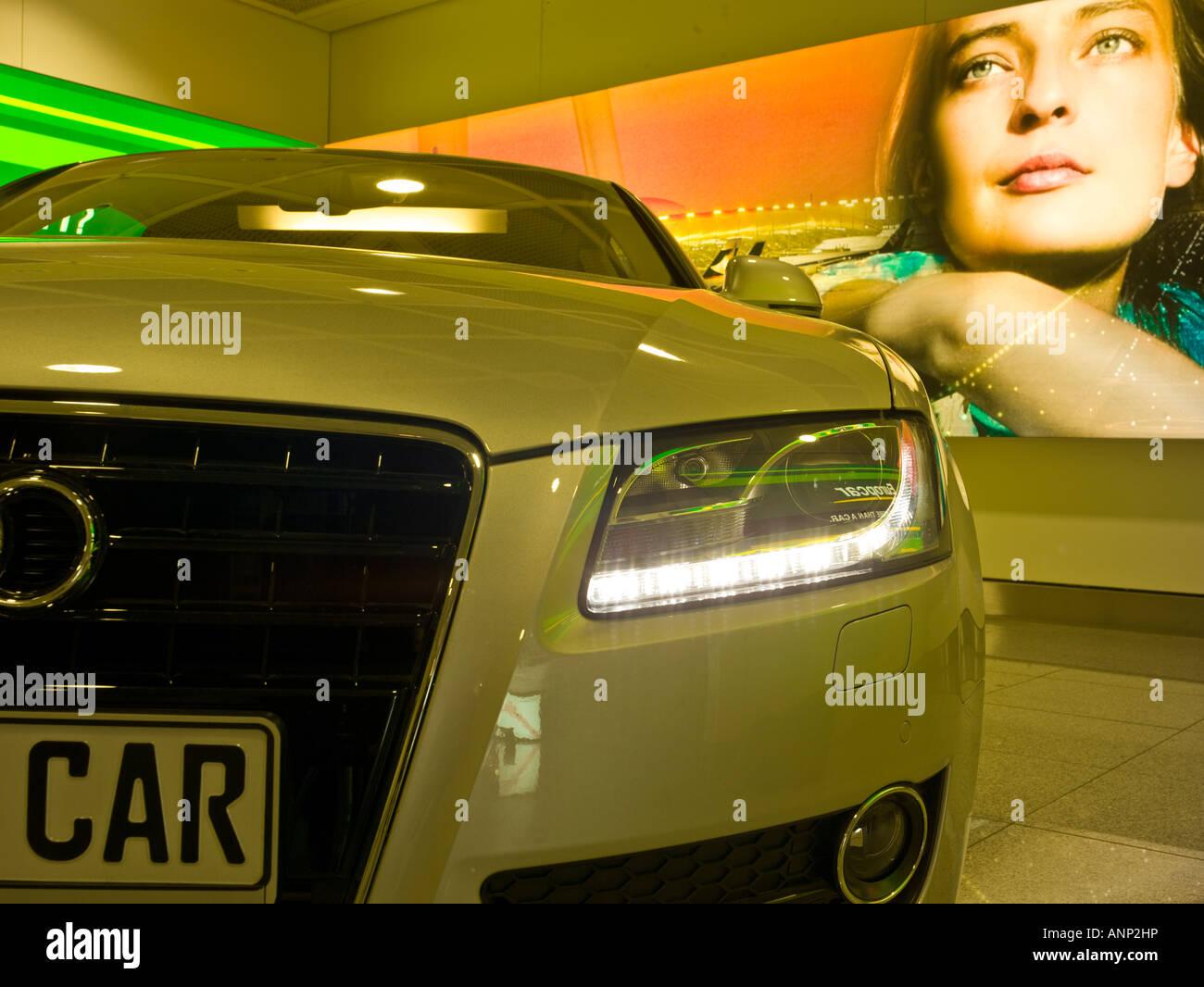 2007 Audi A5 30tdi - Stock Image