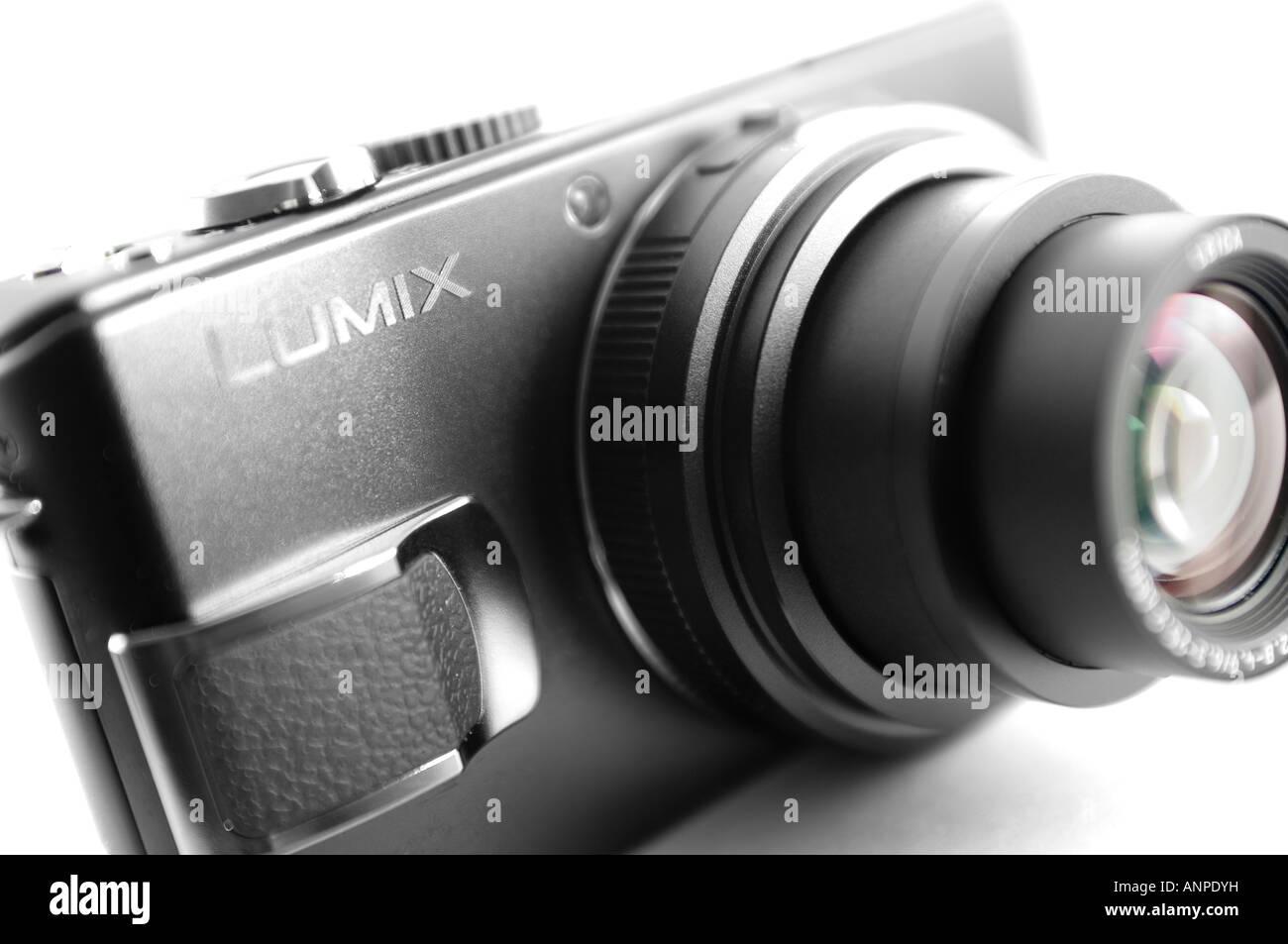 Lumix Camera  LX2 - Stock Image