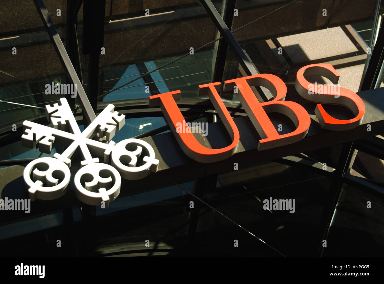 Ubs Logo London Stock Photos & Ubs Logo London Stock Images