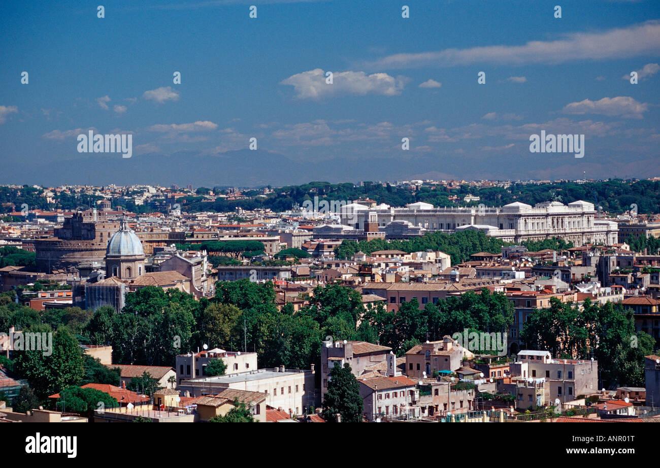 Rome Italy - Stock Image