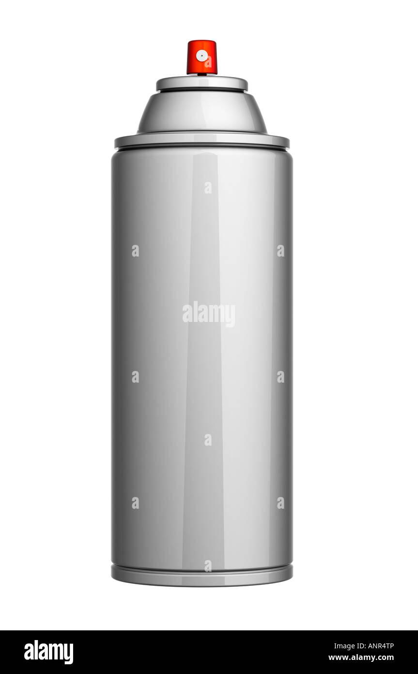 Aerosol spray can - Stock Image