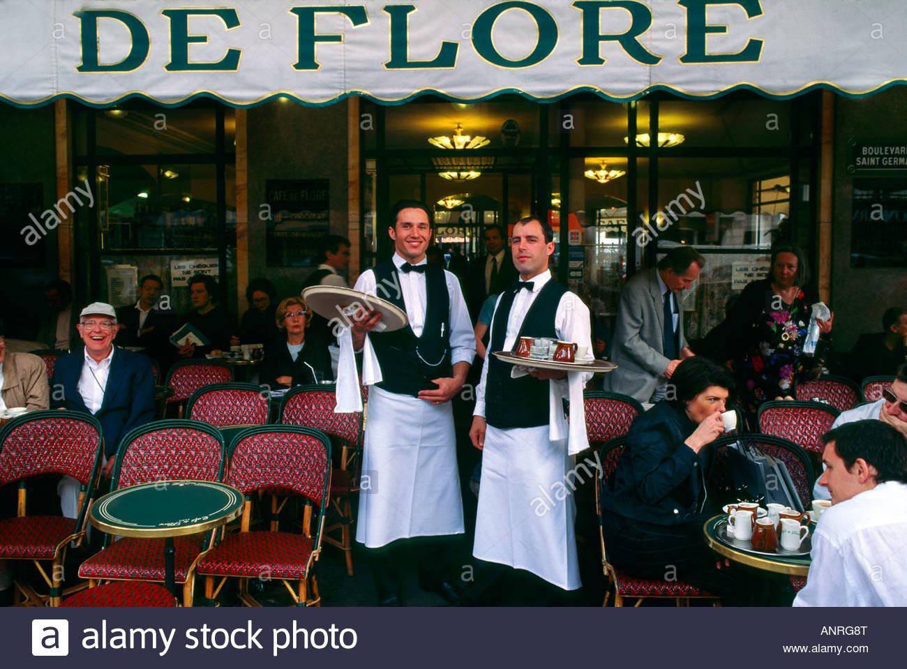 Cafe Le Marignan Paris