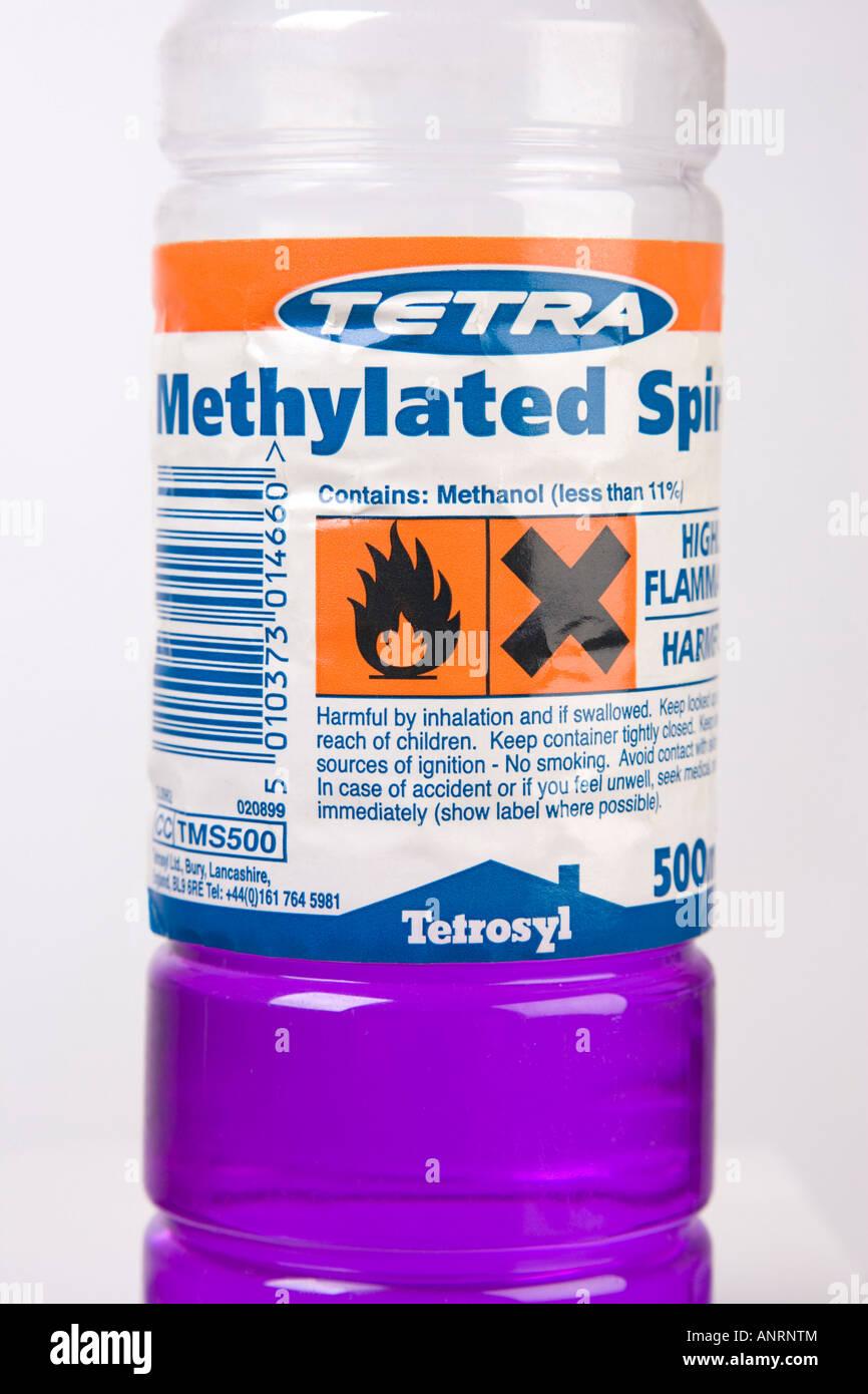 Methanol Bottle Stock Photos & Methanol Bottle Stock Images
