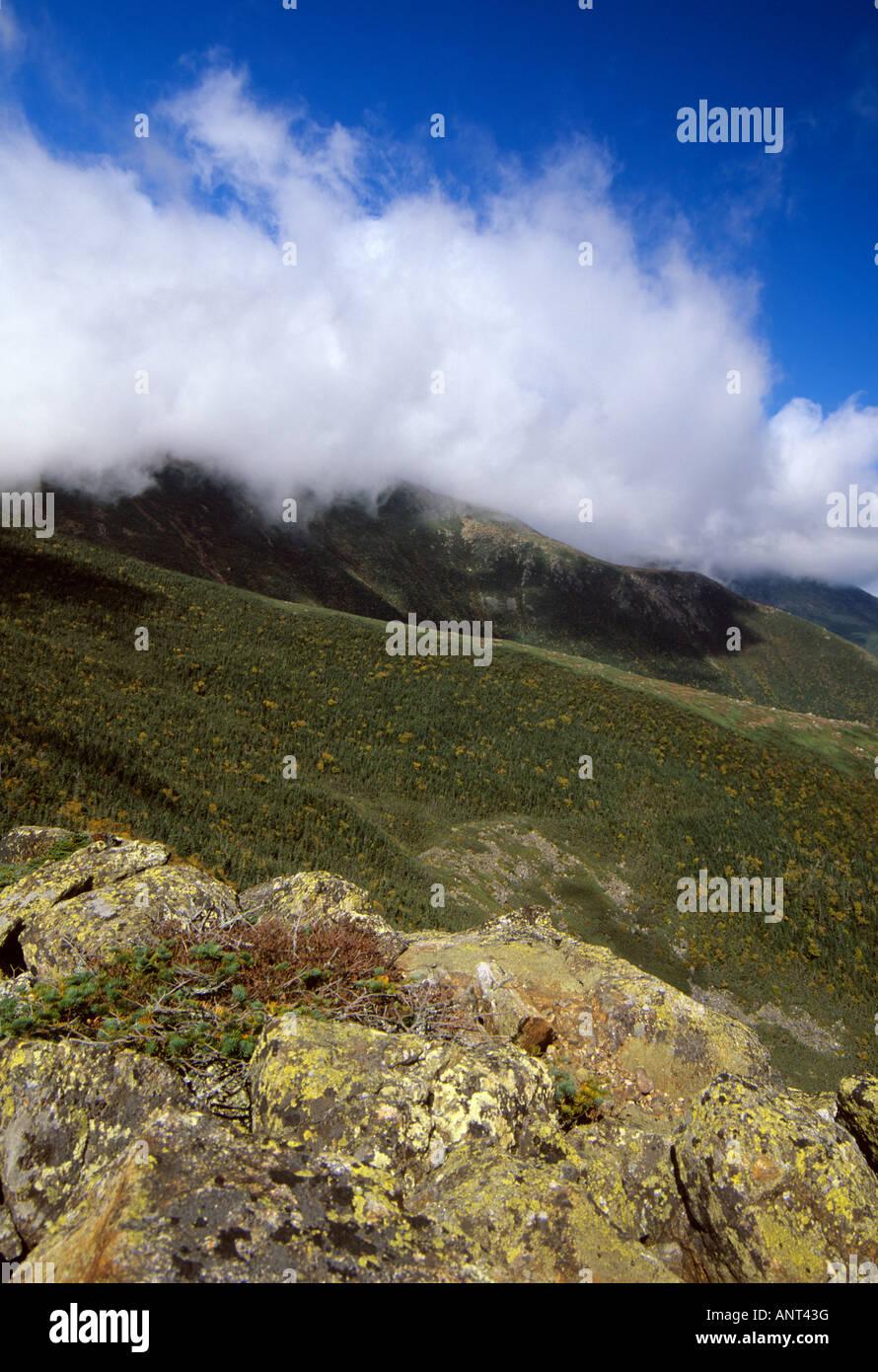 White Mountains, New Hampshire USA Stock Photo