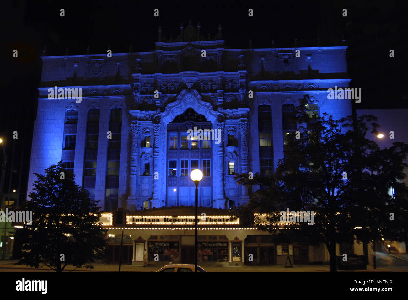 Hoosier Theater High Resolution Stock Photography And Images Alamy