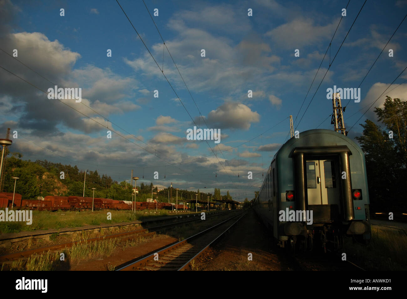Eurocity Train Stock Photos & Eurocity Train Stock Images - Alamy